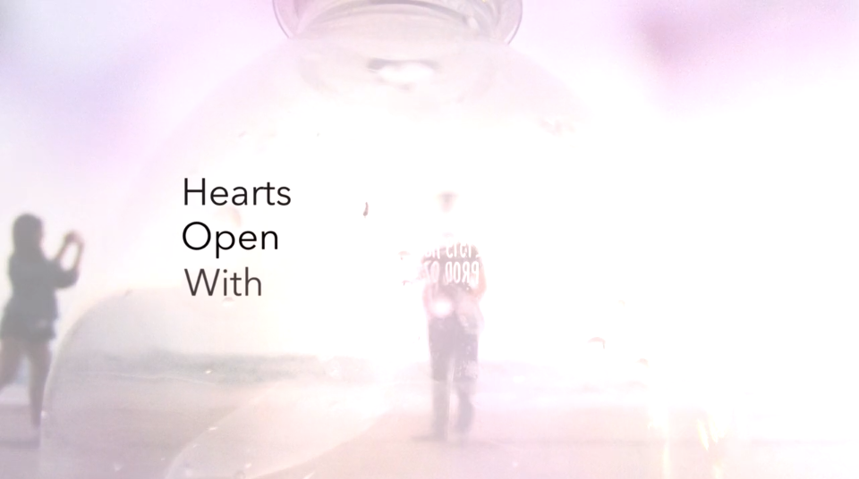 a scene from Hearts Open with Light